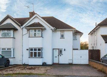Thumbnail 4 bed semi-detached house for sale in Somerset Way, Richings Park, Iver, Buckinghamshire