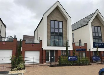 Thumbnail 4 bedroom detached house for sale in William Morris Way, Tadpole Garden Village, Swindon