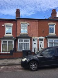 Thumbnail 3 bedroom terraced house to rent in Bennets Road, Birmingham