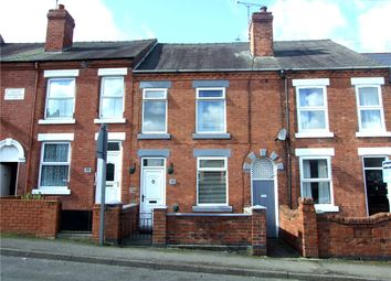 Thumbnail 3 bedroom terraced house for sale in Fletcher Street, Heanor