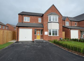Thumbnail 4 bed property for sale in The Drive, Stafford