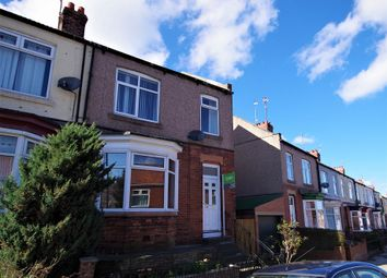 Thumbnail 3 bedroom terraced house to rent in Hurstwood Road, Sunderland