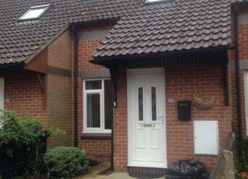 Thumbnail 1 bed terraced house to rent in Mandela Way, Shirley, Southampton