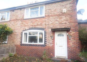 Thumbnail 3 bedroom semi-detached house to rent in Parkville Road, Didsbury