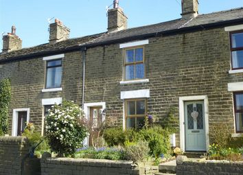 Thumbnail 2 bedroom terraced house for sale in Glossop Road, Little Hayfield, Derbyshire