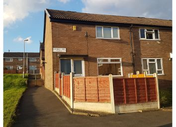 Thumbnail 2 bed end terrace house for sale in Gamble Hill Place, Bramley
