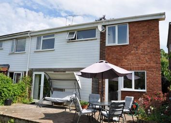 Thumbnail 5 bed semi-detached house for sale in Millway Gardens, Bradninch, Exeter