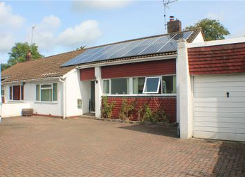 Thumbnail 3 bed semi-detached bungalow for sale in Congresbury, North Somerset