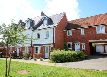 Thumbnail 4 bed terraced house for sale in Cromwell Road, Flitch Green, Dunmow