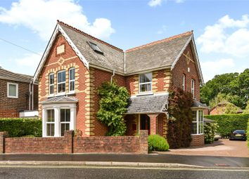 Thumbnail 4 bed detached house for sale in Redhill Road, Rowland's Castle, Hampshire
