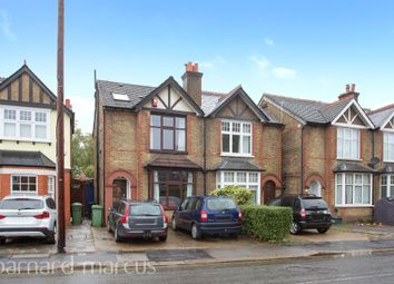 Thumbnail 4 bedroom semi-detached house for sale in Hook Road, Epsom