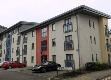 Thumbnail 2 bedroom flat for sale in Fishermans Way, Maritime Quarter, Swansea