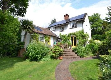 Thumbnail 3 bed detached house for sale in The Avenue, Camberley, Surrey