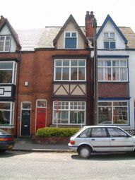 Thumbnail 3 bed terraced house to rent in Hillcrest Road, Moseley, Birmingham