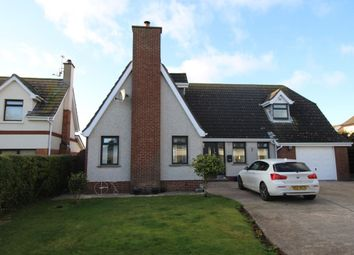 Thumbnail 4 bed detached house for sale in Springwell Road, Bangor