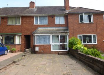 Thumbnail 3 bed mobile/park home for sale in Morland Road, Great Barr, Birmingham