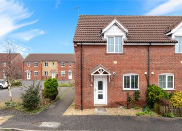 2 bed semi-detached house for sale in Bramling Way, Sleaford, Lincolnshire NG34