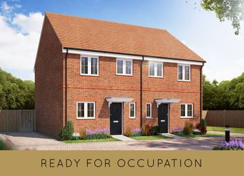 "Thumbnail 2 bed terraced house for sale in ""The Wallingford - Terraced"" at Oxford Road, Benson, Wallingford"