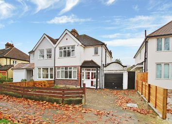 3 bed semi-detached house for sale in Elgar Avenue, Surbiton KT5