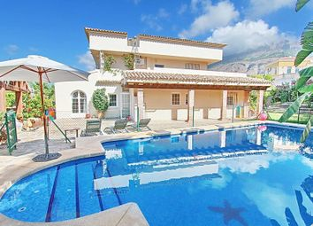 Thumbnail 5 bed villa for sale in Altea, Spain