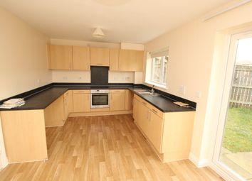 Thumbnail 3 bedroom semi-detached house for sale in Locomotion Lane, Darlington