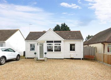 Thumbnail 1 bedroom detached bungalow for sale in Talbot Avenue, Herne Bay, Kent