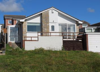 Thumbnail 3 bed detached bungalow for sale in Budmouth Avenue, Weymouth