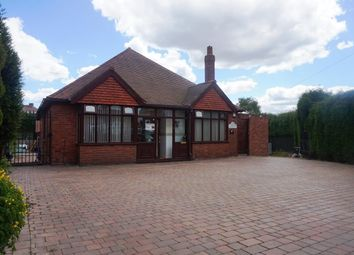 Thumbnail 4 bed detached bungalow for sale in Robert Street, Dudley
