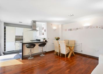 Thumbnail 2 bed flat for sale in Vicentia Court, Battersea, London