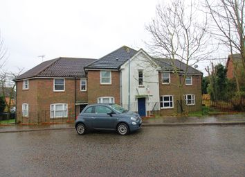 Thumbnail 2 bed flat for sale in Godfrey Way, Dunmow