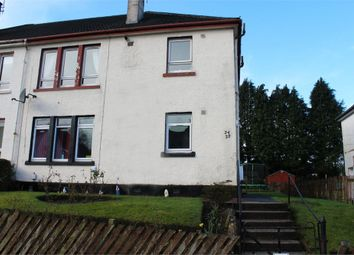 Thumbnail 2 bed flat for sale in Park Avenue, Elderslie, Johnstone, Renfrewshire