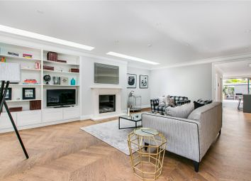 Queensmill Road, London SW6. 6 bed end terrace house for sale