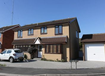 Thumbnail 4 bed detached house for sale in The Hyde, Clevedon