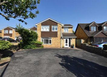 Thumbnail 5 bed detached house for sale in Taff Road, Caldicot