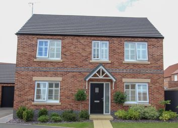 Thumbnail 4 bed detached house for sale in Kingfisher Way, Ollerton, Newark