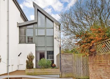 Thumbnail 1 bed end terrace house to rent in The Boatyard, Tovil, Maidstone