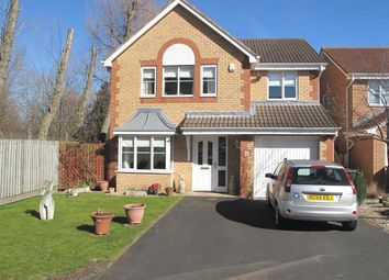 Thumbnail 4 bed detached house to rent in Cherrywood, The Greens, Walkergate, Newcastle Upon Tyne