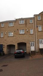 Thumbnail 3 bed town house to rent in Fairbanks, Sowerby Bridge, Halifax