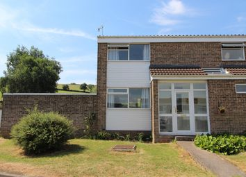 Thumbnail 3 bed end terrace house for sale in Coldrick Close, Whitchurch, Bristol