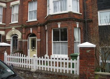 Thumbnail 2 bed flat to rent in St Marys Road, Cromer