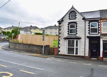 3 bed end terrace house for sale in Cwmamman Road, Glanamman, Ammanford SA18