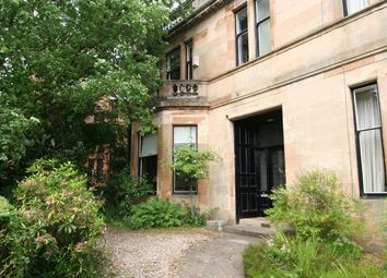 Thumbnail 1 bed flat to rent in 8 Crown Road North, Hyndland, Glasgow