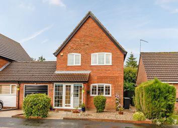 Thumbnail 3 bedroom detached house for sale in Jubilee Road, Watton, Norfolk