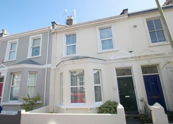Thumbnail 4 bed terraced house for sale in Palmerston Street, Stoke, Plymouth