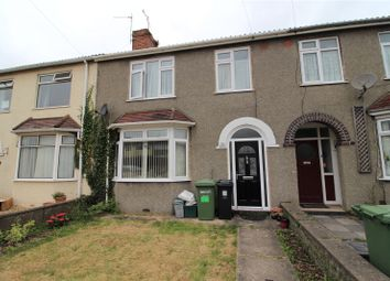 Thumbnail 3 bed terraced house for sale in Woodland Avenue, Kingswood, Bristol