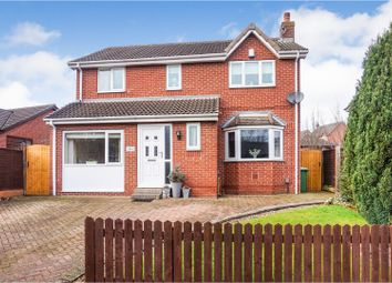 Thumbnail 4 bed detached house for sale in Ibbetson Oval, Leeds