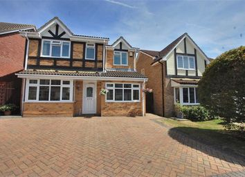 Thumbnail 4 bed detached house for sale in Ayr Close, Stevenage, Herts