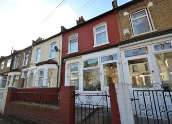 Thumbnail 3 bed terraced house for sale in Creighton Avenue, East Ham