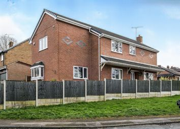 Thumbnail 5 bed detached house for sale in Grove Avenue, South Kirkby, Pontefract