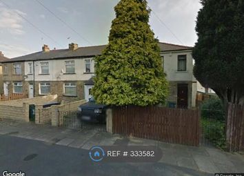 Thumbnail 3 bed end terrace house to rent in Dovesdale Road, Bradford